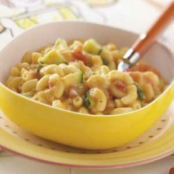 Colorful Mac 'n' Cheese recipe