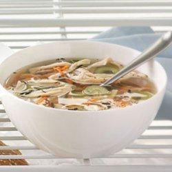 Cider Turkey Soup recipe