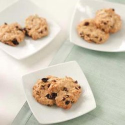 Makeover Chunky Peanut Butter Cookies recipe
