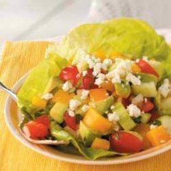 Summer Avocado Salad recipe