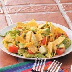 Mexican Green Salad recipe