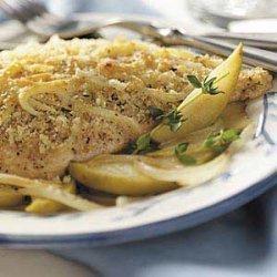 Apple 'n' Onion Chicken recipe