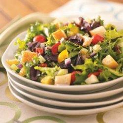 Tuscan Tossed Salad recipe