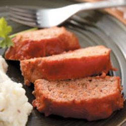 Sweet and Sour Turkey Meatloaf recipe