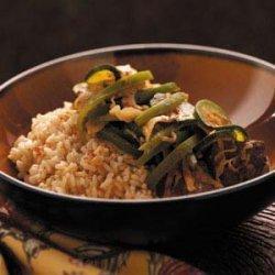 West African Beef Stew recipe