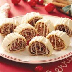 Cranberry Swirl Biscotti recipe