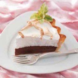 Chocolate Dream Pie recipe