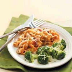 Italian Chicken Noodle Skillet recipe