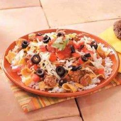 Taco Platter recipe