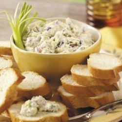 Olive Zucchini Spread recipe