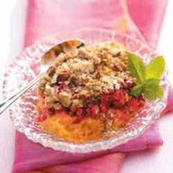 Sweet Potato Crisp recipe