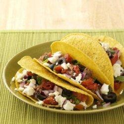 Greek Tacos recipe