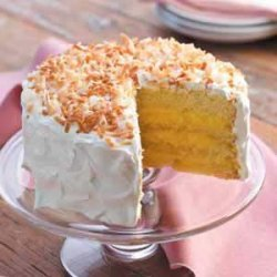 Coconut Cream Dream Cake recipe