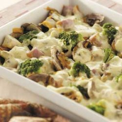 Chicken and Broccoli Company Casserole recipe