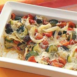 Roasted Eggplant Lasagna recipe