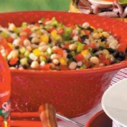 Three-Bean Salad recipe