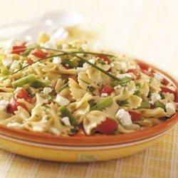 Tomato Garden Pasta recipe