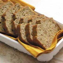 Makeover Pineapple Zucchini Bread recipe