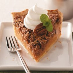 Pecan Pumpkin Pie recipe