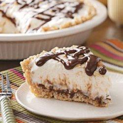 Fudge Sundae Pie recipe