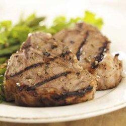 Marinated Lamb Chops recipe