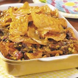 Spicy Nacho Bake recipe