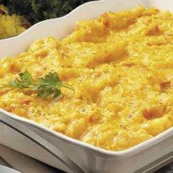 Golden Harvest Potato Bake recipe