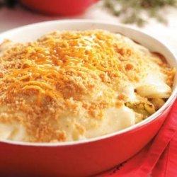 Au Gratin Potatoes 'n' Leeks recipe