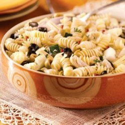 Sweet and Tangy Pasta Salad recipe