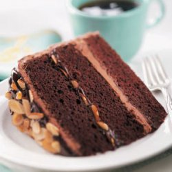 Special-Occasion Chocolate Cake recipe