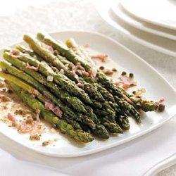 Asparagus Parma recipe