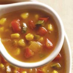 Pumpkin Corn Soup recipe