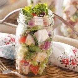 BLT Turkey Salad recipe