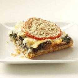 Greek-Style Pizza recipe
