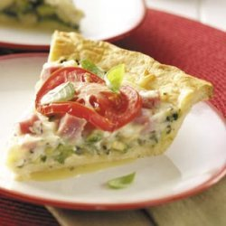 Zucchini Crescent Pie recipe