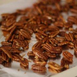 Candied Pecans recipe