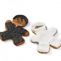 Monster Cutout Cookies recipe