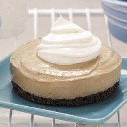 Frozen Mocha Cheesecakes recipe