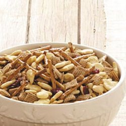 Fun-on-the-Run Snack Mix recipe
