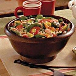 Spinach Festival Salad recipe