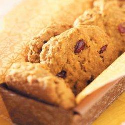 Cranberry Pumpkin Cookies recipe