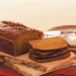 Makeover Pumpkin Spice Bread recipe