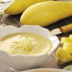 Yellow Squash Soup recipe