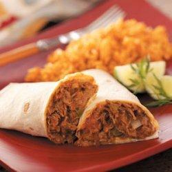 Southwestern Beef Tortillas recipe