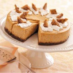 Pumpkin Cheesecake Deluxe recipe
