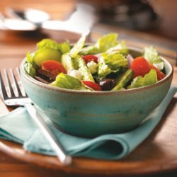 Favorite Mediterranean Salad recipe