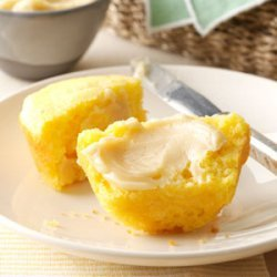 Corn Muffins with Honey Butter recipe