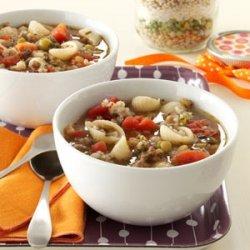 Bazaar Soup Mix recipe