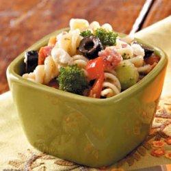 Hearty Pasta Salad recipe
