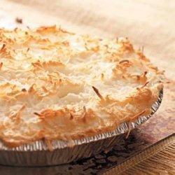 Makeover Coconut Cream Pie recipe